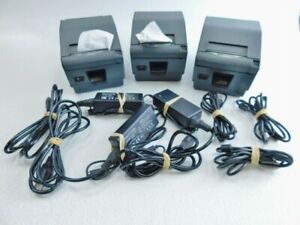 1 One Star Tsp700 Thermal Pos Receipt Printer
