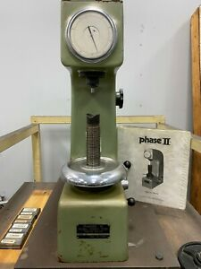Phase Ii Rockwell Hardness Tester Model 900 330