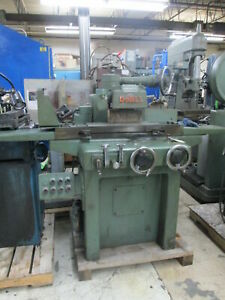 Doall Model D6 1 6 5 x 19 Table 1hp Hyd manual Surface Grinder W o Chuck