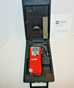 Tif 8800 Co combustible Gas Detector With Case And Charger Tested Works