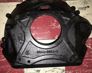 C5aa 6394 A 1965 Ford Galaxie 4 Speed Bell Housing Fe 390 427 428 4 G 21 Date