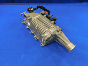 03 04 Ford Mustang Cobra 4 6l Dohc Supercharger Head Unit Eaton Pulley G55