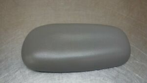 Ford Mustang Center Console Top Lid Armrest 94 98 99 04 Grey Gray Oem