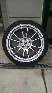19 Oz Racing Ultraleggera Wheels For Porsche Boxster cayman