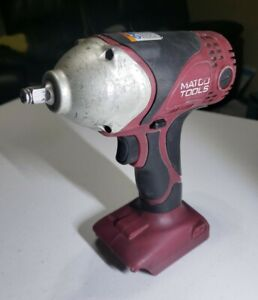 Matco Tools 3 8 Cordless Impact Wrench Mcl1838iw Used Bare Tool Only