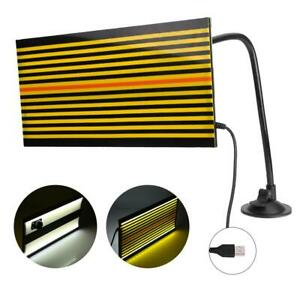 Paintless Dent Repair Tool Part Check Reflector Line Board With Led Light