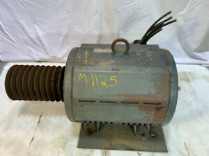 Lincoln 125hp 1770rpm Motor