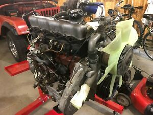 Land Rover Defender 2 5 Turbo Diesel Engine 19j