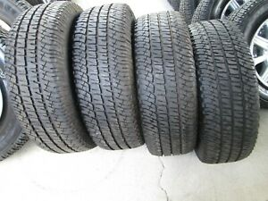275 65 18 Michelin Ltx At2 Take Off Set 4 Oe Tires P275 65 18 New Take Offs