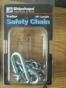 Shipshape Trailer Safety Chain 48 Length