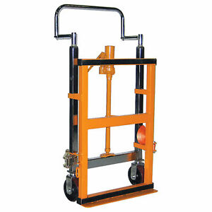 Hand Operated Hydraulic Furniture Equipment Moving Dolly