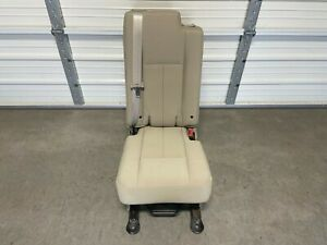 2003 2017 Navigator Ford Expedition Second 2nd Row Middle Jump Seat Stone Cloth