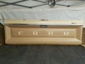 Ford Tailgate 1980 1986 Pickup Truck Oem Factory 80 81 82 83 84 85 86