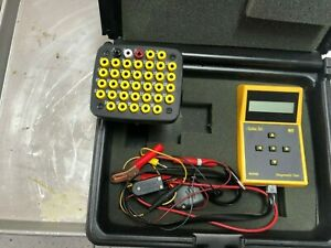 Mercedes Diagnostic Impulse Counter With 38 Pin Connector