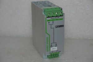 Phoenix Contact 2320157 Quint diode 12 24dc 2x20 1x40 Power Supply Module