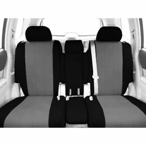 Caltrend Neosupreme Front Seat Cover For Nissan 2005 2010 Titan Ns358 08nn