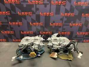 2017 Subaru Wrx Sti Oem W25 Cylinder Heads Loaded W Cams Ej257