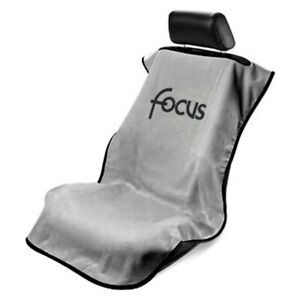 1 Seat Armour Seat Protector Cover towel W Ford Focus Logo
