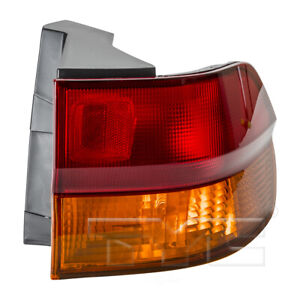 Tail Light Assembly Tyc 11 5977 90 Fits 02 04 Honda Odyssey