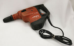 Hilti Te 70 atc Rotary Hammer Drill 3 8 Corded 15 Amp 120v With Te 60 Case