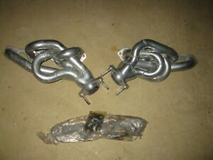 Flowtech Shorty Headers Ceramic Coated 1979 1993 5 0 Mustang Gt Lx Cobra