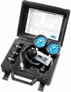 Otc 5609 Cylinder Compression Leak Down Tester Test Engine New Free Shipping