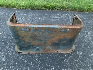 1961 1967 Ford Econoline Engine Cover Dog House Rear Falcon 62 63 64 65 66 67