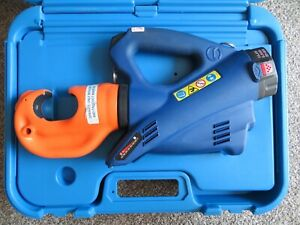Thomas Betts Hydraulic Crimper Kit With10 Die Bplt14bscri 14 Ton