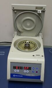 Fisher Accuspin Micro 24 Slot Micro Centrifuge 13 000rmp 3 month Warranty