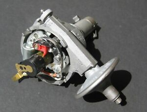 Triumph Tr2 Tr3 Tr4 25d Distributor Original Refurbished Warranty