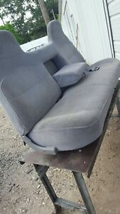 1992 1997 Ford F150 F250 F350 Obs Bench Seat