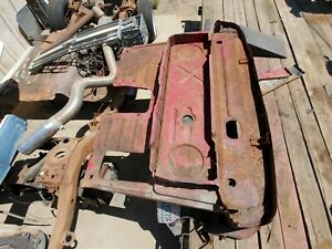1948 48 49 1950 50 1951 51 1952 52 1953 53 Dodge Truck B series Cab Floor Pan
