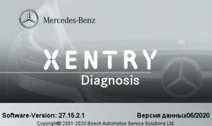 Xentry 06 2020 Openshell Star C4 C5 Multiplexer 06 2020mercedes Diagnostic