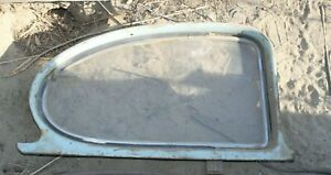 1942 1946 1947 1948 Lincoln Club Coupe Left Rear 1 4 Window Frame F