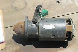1949 1950 1951 1952 1953 1954 1955 Chevy Truck Core 1107108 Starter Br