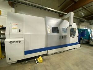 Daewoo Puma 700m Cnc Lathe Turning Center