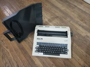 Smith Corona Xe 6000 Spell right Smart Electric Typewriter Word Processor Case