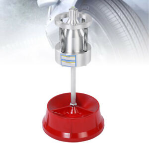 Portable Hubs Wheel Balancer With Bubble Level Heavy Duty Rim Tire Car Truck