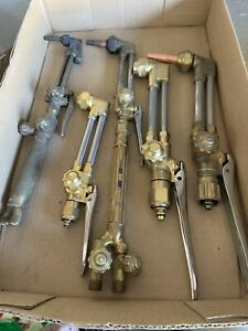 Large Lot Victor Others Torch Set Cutting Welding t16