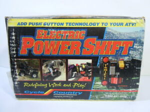 KK Cycle Country ATV Electric Power Shift 80-0010