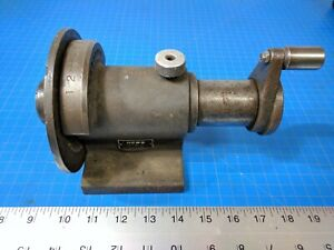 5c Rotary Collet Spin Index Indexer Spindexer 36 Hole Plate 1 2 Inch Collet