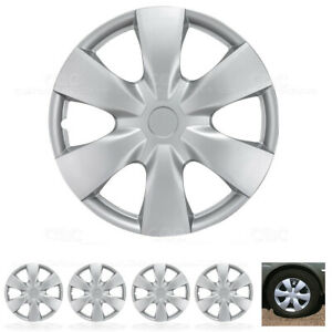 Hubcaps 15 Inch Set For Toyota Corolla Set Of 4 Oem Replacement Wheel Covers Abs