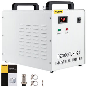 110v Industrial Water Chiller Cw 3000 For 50 100w Co2 Laser Tubes Lab Equipment