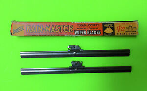 1930 S 1940 S Anco 8 1 4 Nors Wiper Blades Plymouth Chrysler Ford Chevrolet Gm