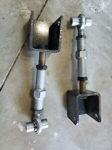 1968 1972 Umi Gm A Body Chevelle Tubular Adjustable Upper Control Arms