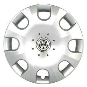 New Genuine Oem Vw Hub Cap Beetle 2006 2010 8 Spoke Cover Fits 16 Inch Wheel