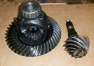 Dana 44a Hd Carrier Ring And Pinion 3 73 Viper Corvette Jeep Wj Zj 44 4 10 4 30