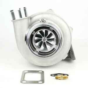 Gtx3076r Gen2 Turbo Charger Dual Ball Bearing A R 63 T3 Inlet 4 Bolt Outlet