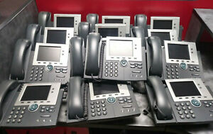Cisco Systems Cisco Ip Phone 7945 Lot Of 14