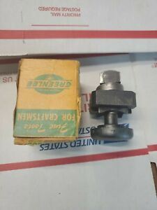 Greenlee Tool Co Usa No 731 Size 1 Radio Chassis Punch Square 7000 a